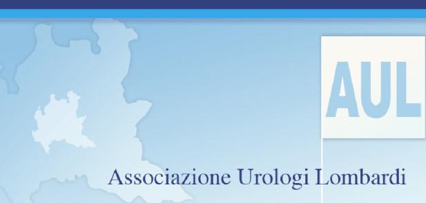 AUL - Associazione Urologi Lombardi - sviluppo sito web